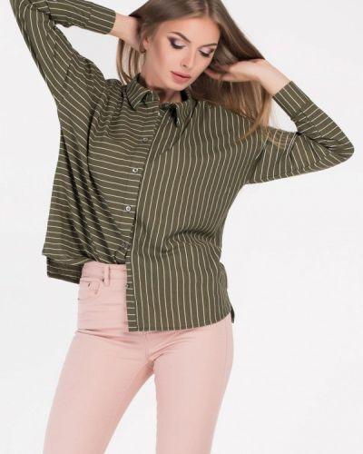 Рубашка с длинным рукавом зеленый Carica&x-woyz