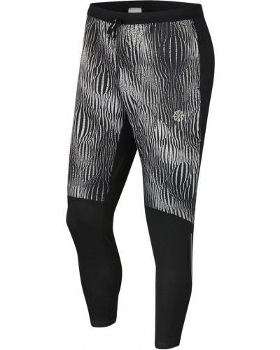 Klasyczne spodnie z printem Nike