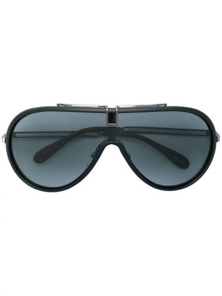 Очки авиаторы черные солнцезащитные Givenchy Eyewear