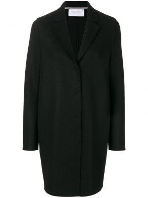 Пальто кокон шерстяное Harris Wharf London