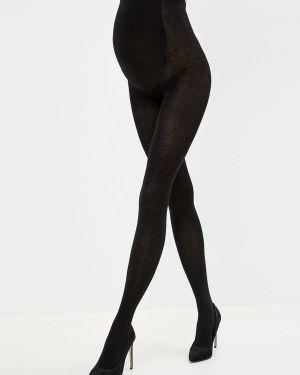 Колготки для беременных - черные Мамин Дом