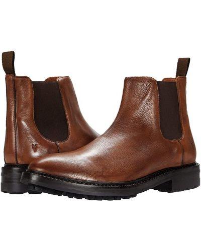 Кожаные ботинки челси Frye