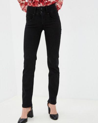 Зауженные джинсы - черные Tiffosi