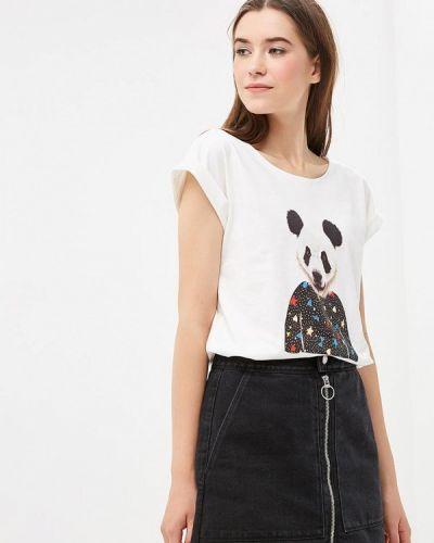Белая футболка Compania Fantastica