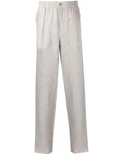 Spodnie materiałowe Giorgio Armani