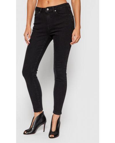 Mom jeans - czarne Selected Femme