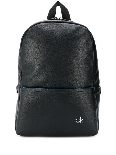 Рюкзак на молнии - черный Calvin Klein