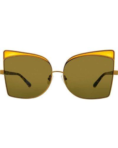 Солнцезащитные очки для зрения желтый N21