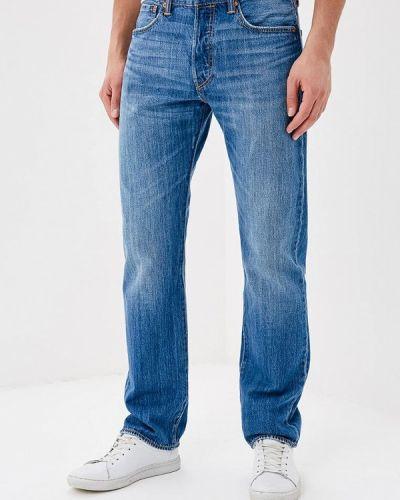 Синие прямые джинсы Levi's®