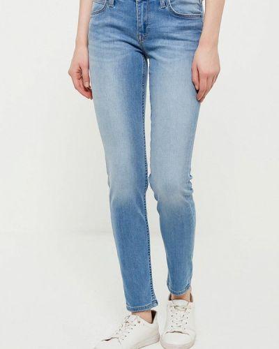 Синие джинсы Lee