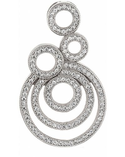 Серебряная подвеска с бриллиантом Montebello