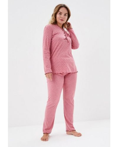 Розовая пижама Cootaiya