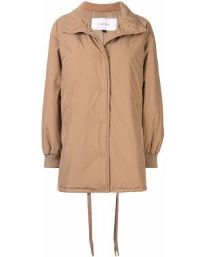 Пальто с воротником на пуговицах Le Ciel Bleu