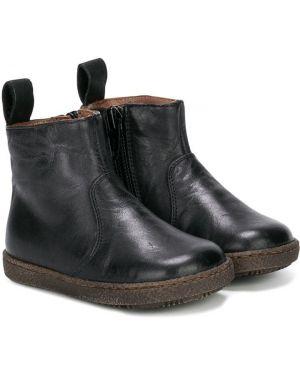 Черные ботинки Pépé Kids