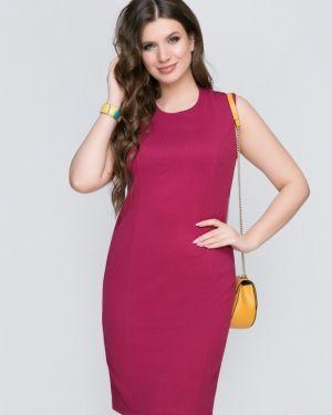 Повседневное платье миди без рукавов с вырезом Belluche