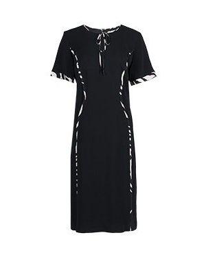 Платье - черное Elisa Fanti