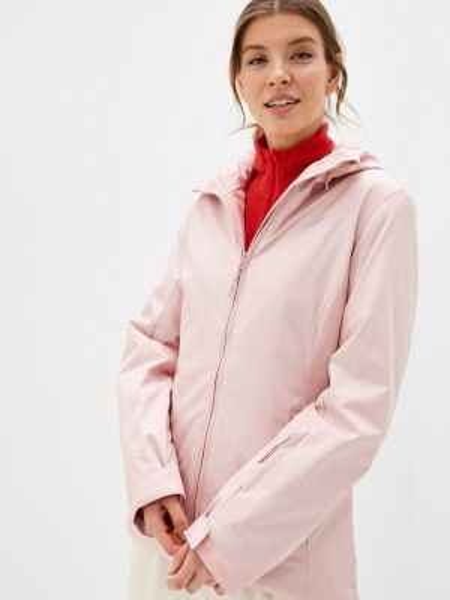 Горнолыжная куртка весенняя розовая 4f
