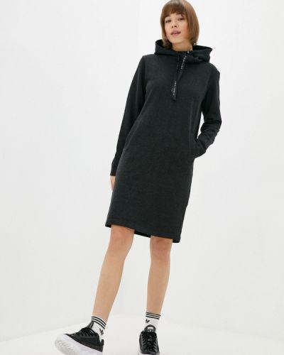 Расклешенное платье - черное Finn Flare