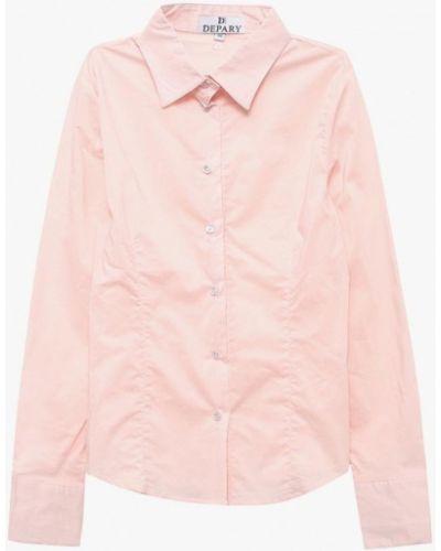 Рубашка розовый Depary