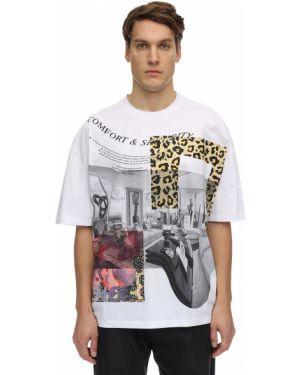 T-shirt bawełniany oversize P.a.m. Perks And Mini