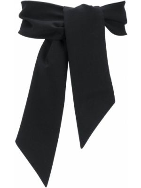 Резинка для волос черная Atu Body Couture