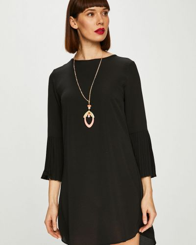 Платье мини однотонное прямое Trendyol