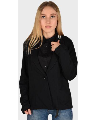 Черный пиджак Aaa