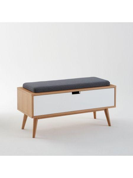 Банкетка деревянная для прихожей La Redoute Interieurs