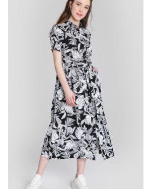 Платье мини миди на пуговицах Ostin