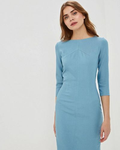 Платье - голубое Gregory
