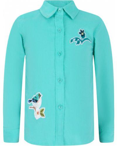Рубашка голубой детский Fun Time