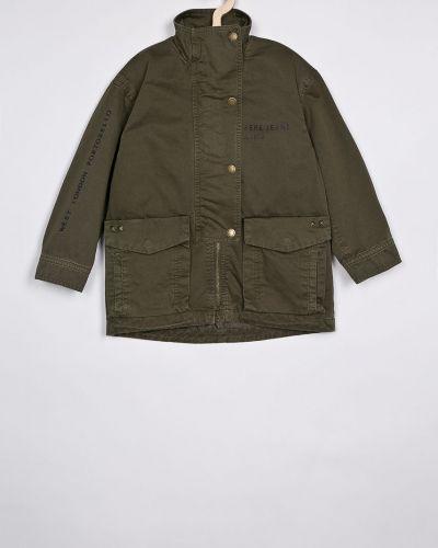 Куртка хлопковая теплая Pepe Jeans