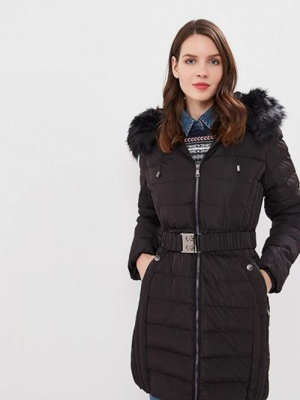 Утепленная куртка - черная Softy