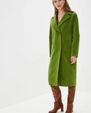 Пальто - зеленое La Reine Blanche