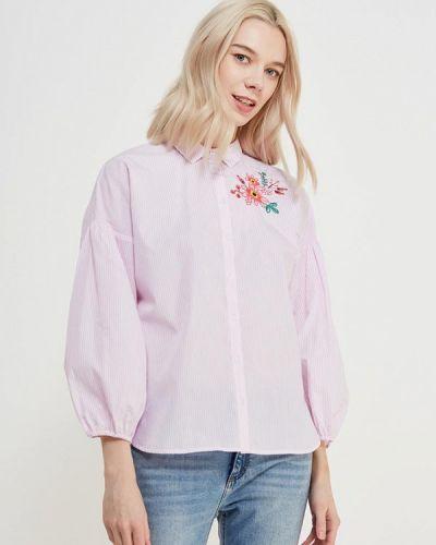 Розовая блузка Zarina