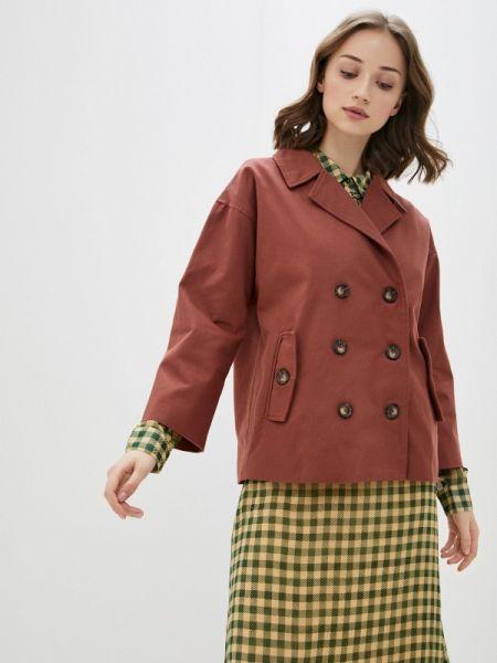 Коричневая облегченная куртка Blendshe