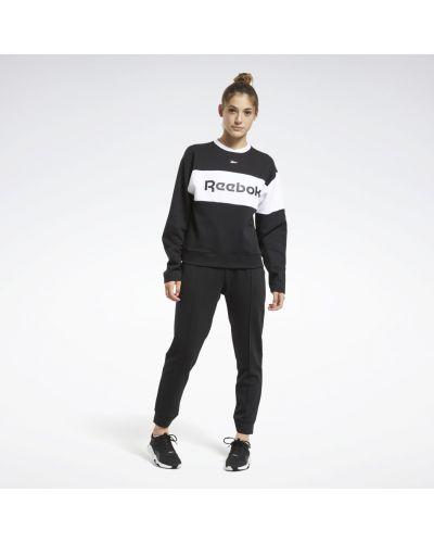 Спортивный костюм для фитнеса - черный Reebok