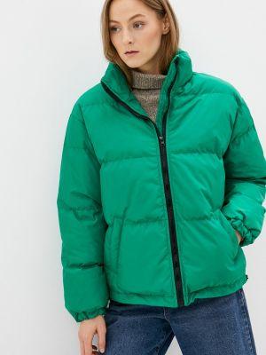 Утепленная куртка - зеленая Imocean