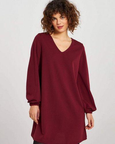 Платье - красное Terranova