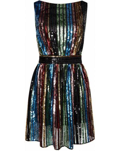 Платье мини с пайетками макси Alexander Terekhov