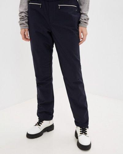 Утепленные брюки - синие Luhta