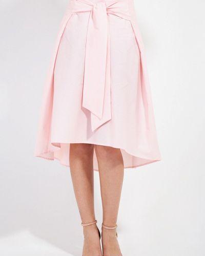 Юбка розовая Bessa