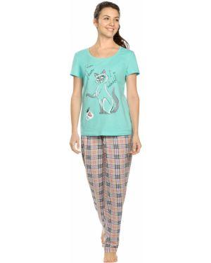Пижама с брюками пижамный Pelican