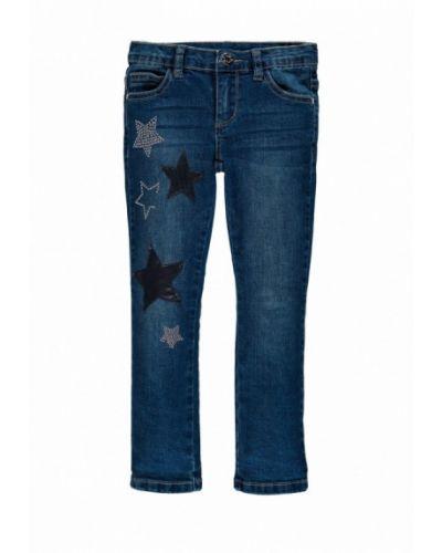 Синие джинсы Brums