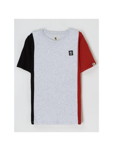 T-shirt bawełniana Garcia