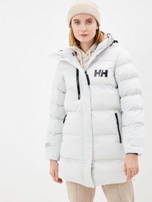 Утепленная куртка - белая Helly Hansen