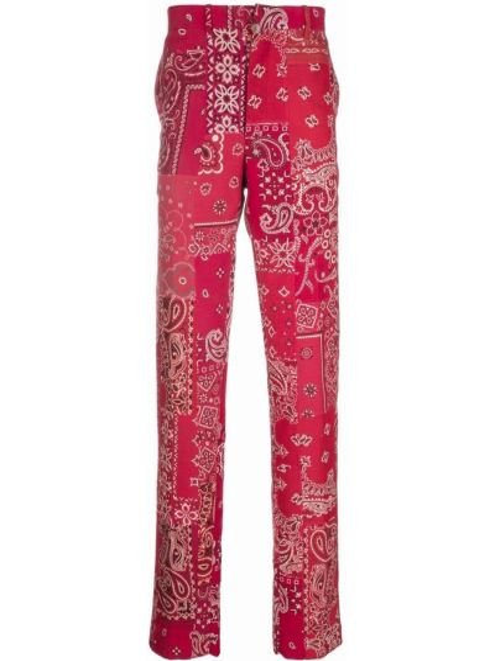 Spodnie z printem Readymade