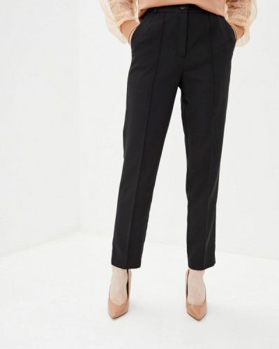 Черные классические брюки Ricamare