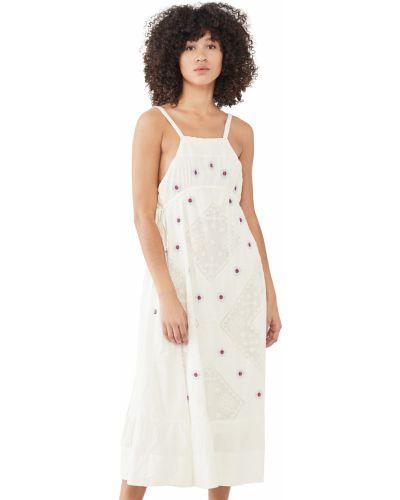 Открытое кружевное платье макси с открытой спиной Free People