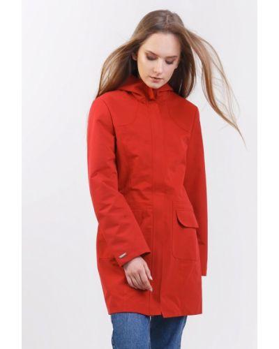 Красная куртка весенняя Dasti